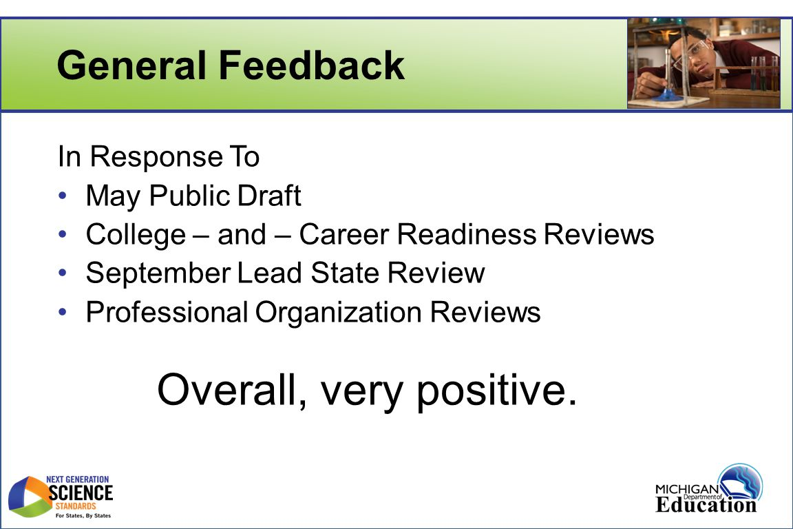 Overall, very positive.