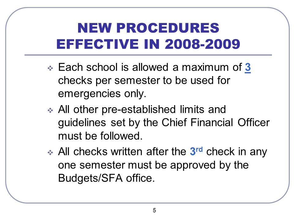 16 Petty Cash Procedures Reimbursement Process
