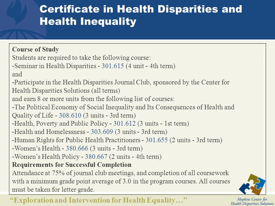 Exploration and Intervention for Health Equality… For more information contact: Nadia Sawaya +1-410-735-6582 nsawaya1@jhmi.edu CulturalCompetency.ORG nsawaya1@jhmi.edu