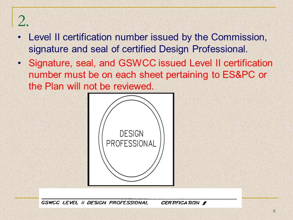 57 53 Clearly note the statement in bold letters – Any disturbed area left exposed for a period greater than 14 days shall be stabilized with mulch or temporary seeding. Must be shown on ES&PC Plan or under ES&PC notes.