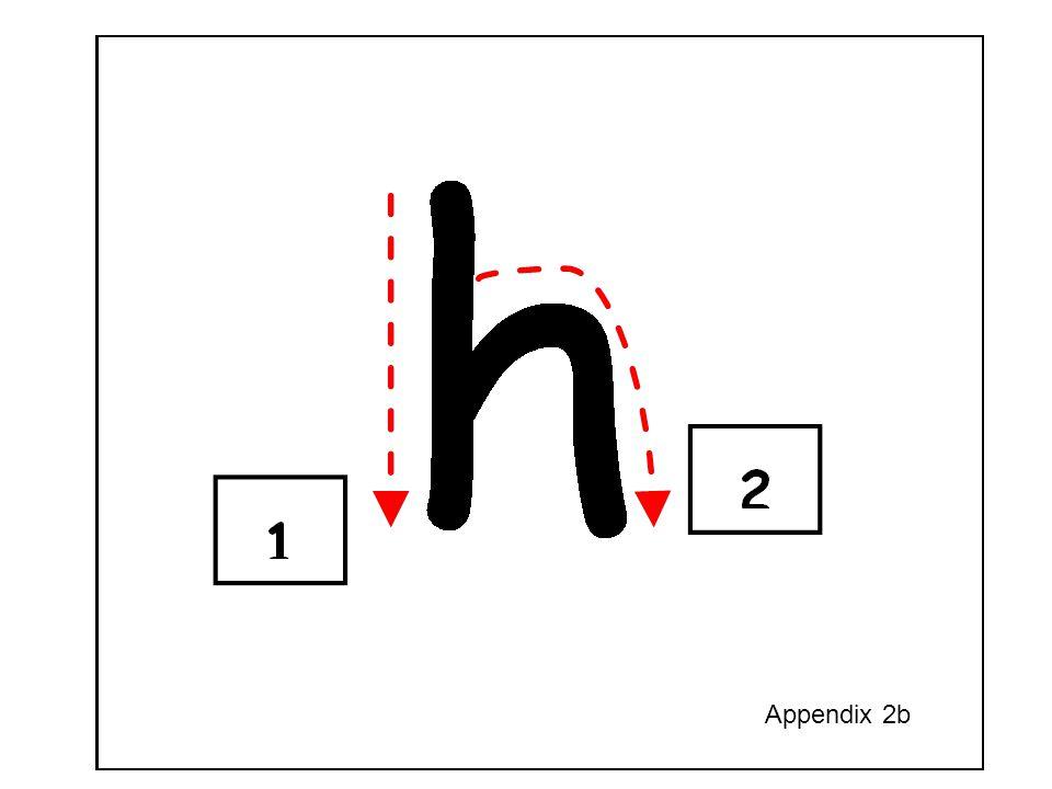 Appendix 2b