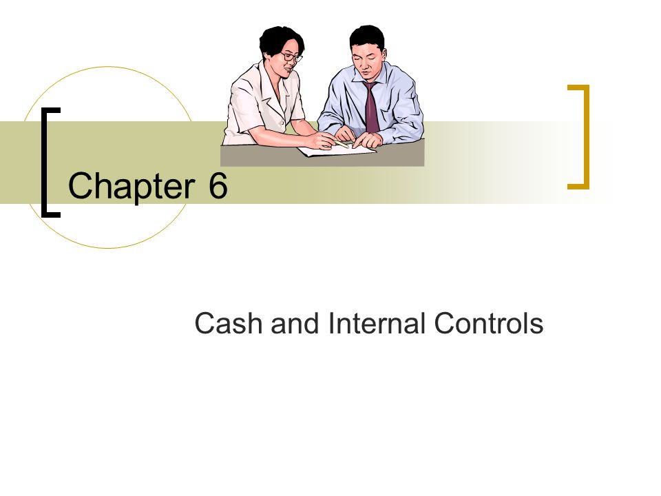 Petty Cash Operating a Petty Cash Fund Petty Cashier P2 6-23