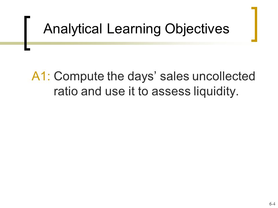 Procedural Learning Objectives P1: Apply internal control to cash receipts and disbursements.