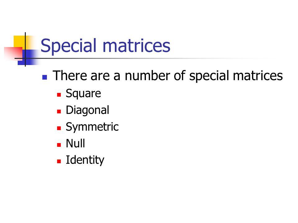 Yet matrix multiplication is Associative A(BC) = (AB)C