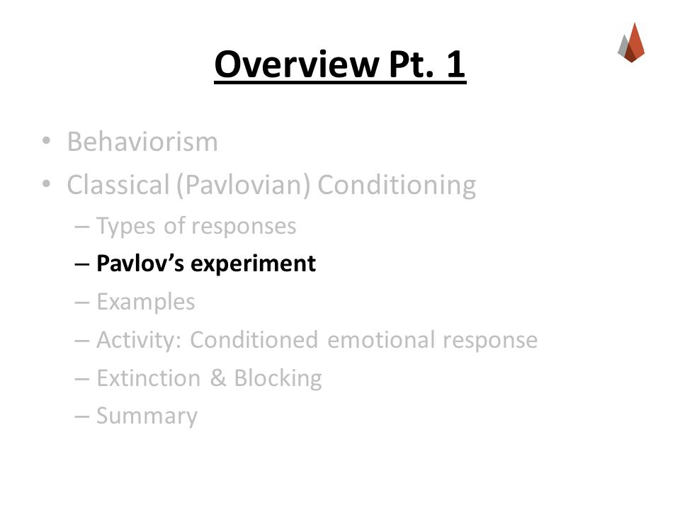 Overview Pt.