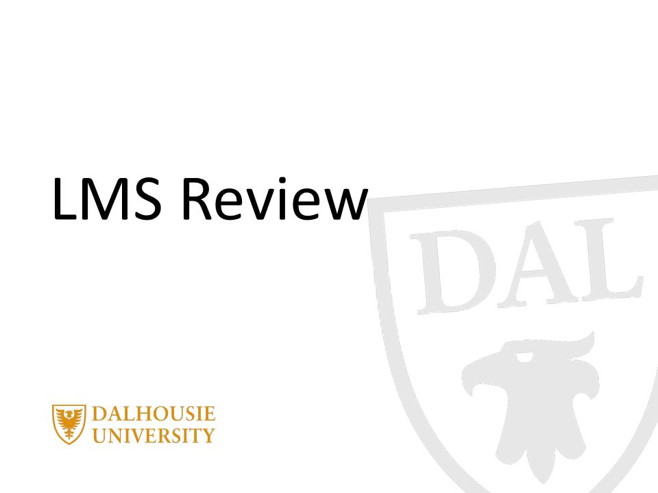 LMS Review