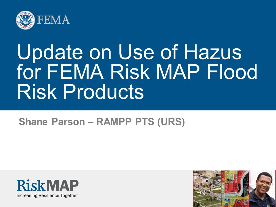 2 Agenda  Overview of Risk MAP Non-Regulatory Products and Datasets  Flood Risk Assessment (FRA) Dataset Process AAL Data Refined HAZUS Data Composite Data Summary Data  FRA data in the Flood Risk Products Flood Risk Database Flood Risk Report Flood Risk Map