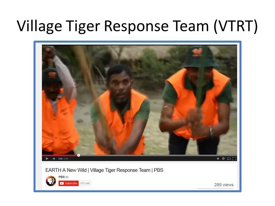 Village Tiger Response Team (VTRT)