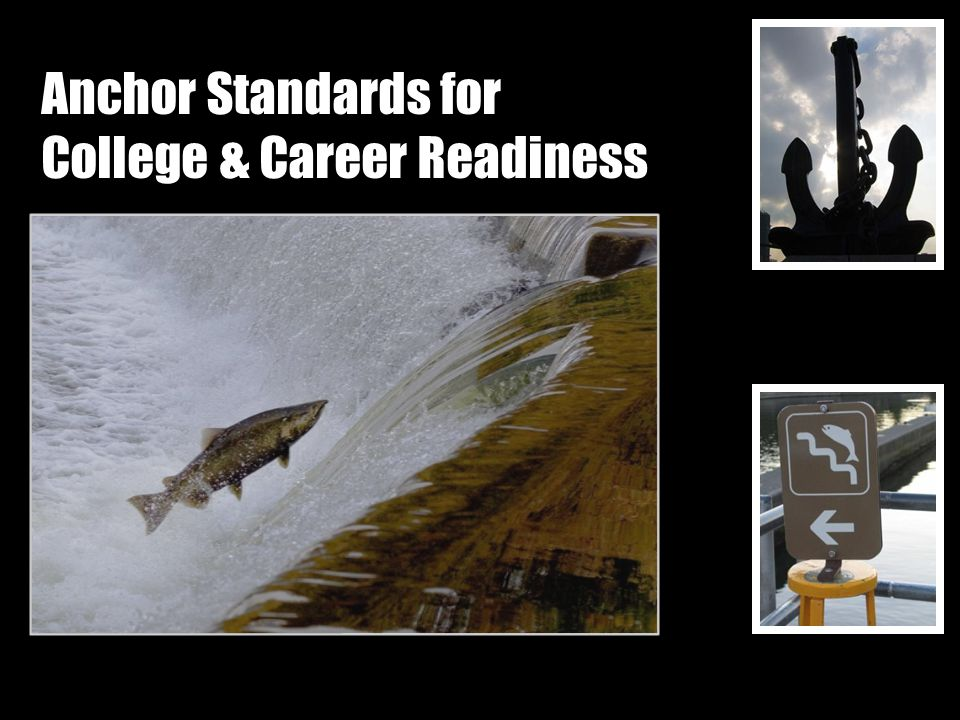 Anchor Standards for College & Career Readiness
