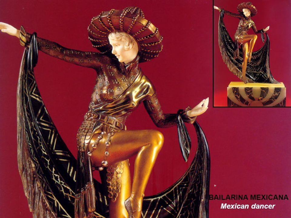 BAILARINA MEXICANA Mexican dancer