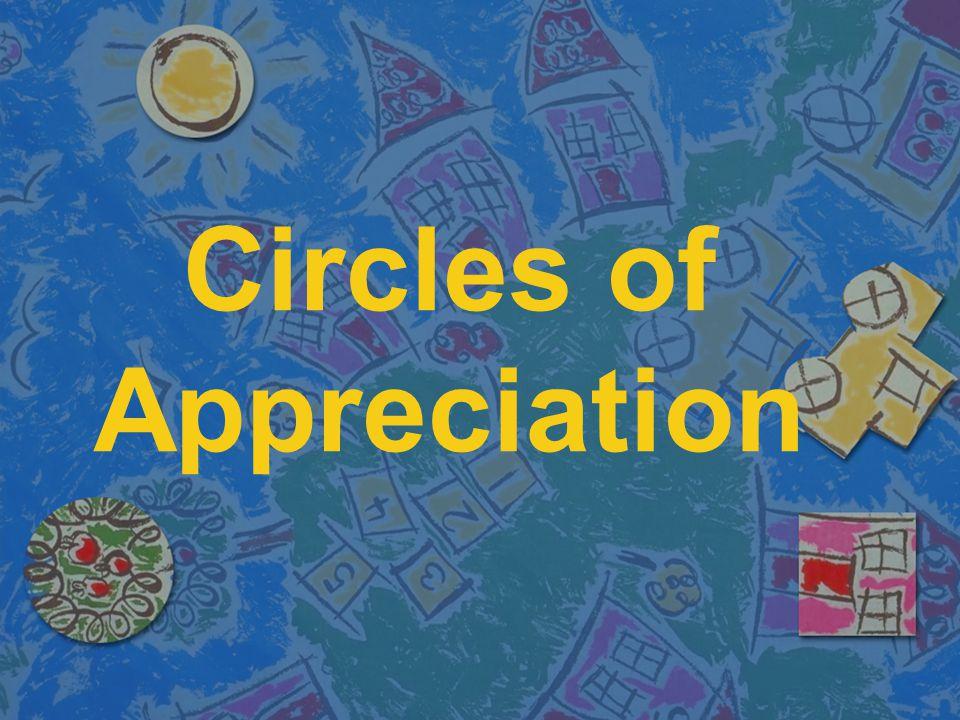 Circles of Appreciation