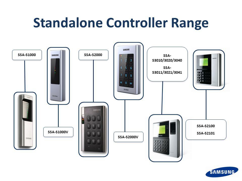 Standalone Controller Range SSA-S1000 SSA-S1000V SSA-S2000 SSA-S2000V SSA- S3010/3020/3040 SSA- S3011/3021/3041 SSA- S3010/3020/3040 SSA- S3011/3021/3041 SSA-S2100 SSA-S2101 SSA-S2100 SSA-S2101