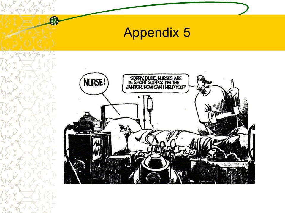 Appendix 5