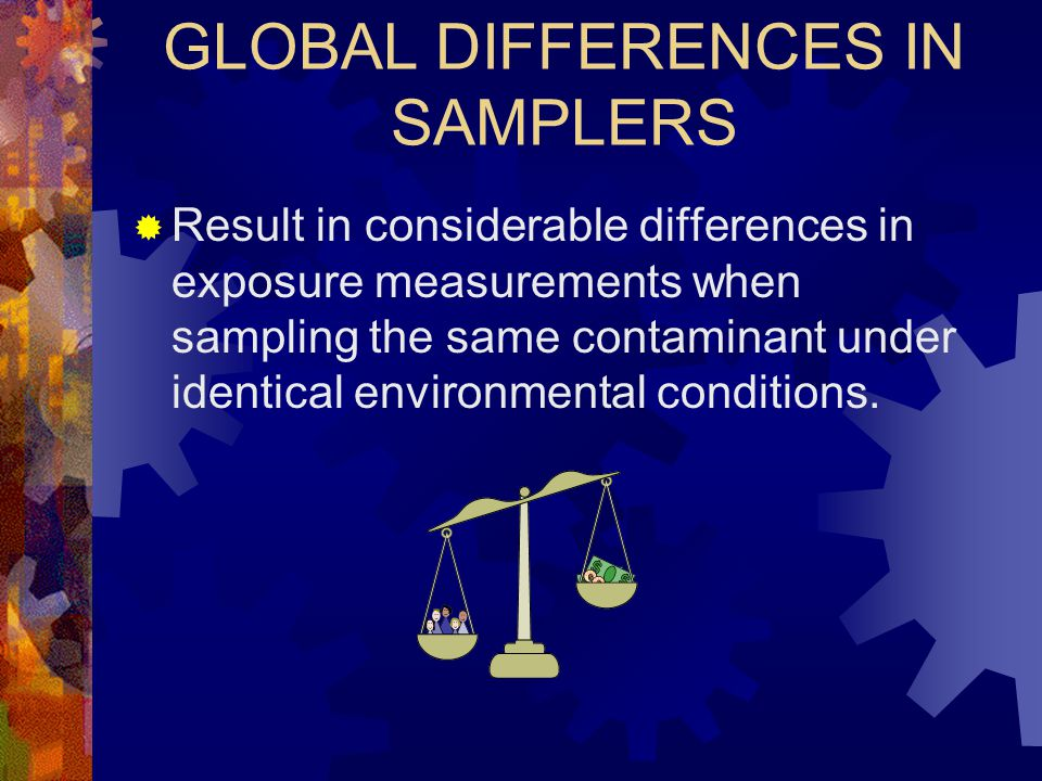 GLOBAL DIFFERENCES IN DEFINTIONS  Complicate international comparisons and sharing of data  Make our profession seem illogical to lay people includi