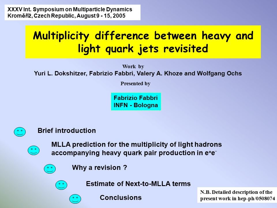 Multiplicity difference between heavy and light quark jets revisited XXXV Int.