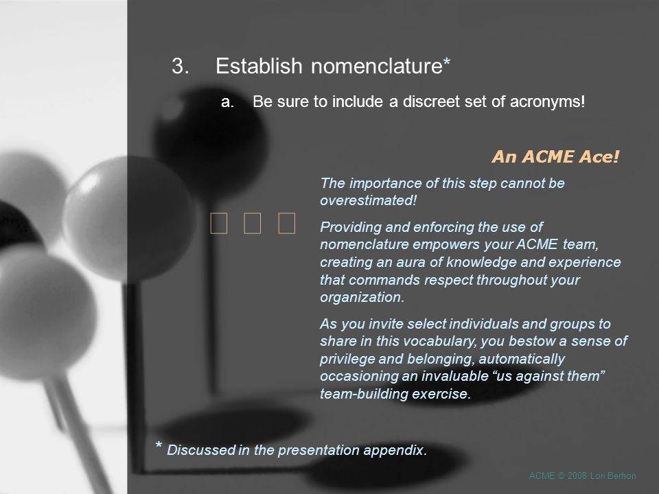 An ACME Ace.