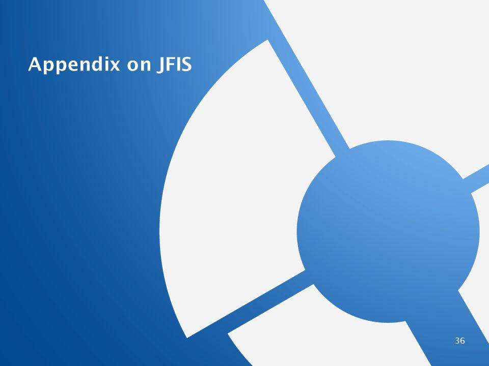 Appendix on JFIS 36