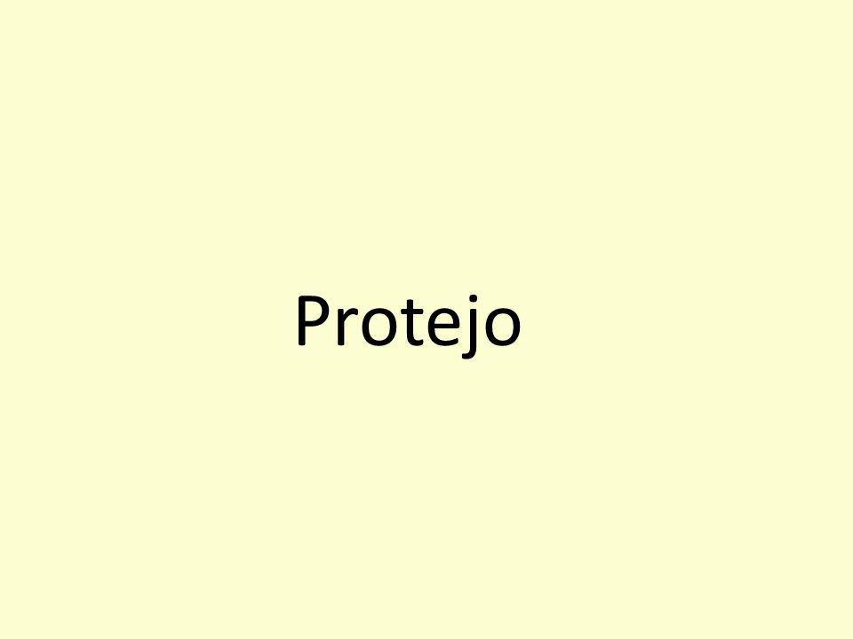 Protejo