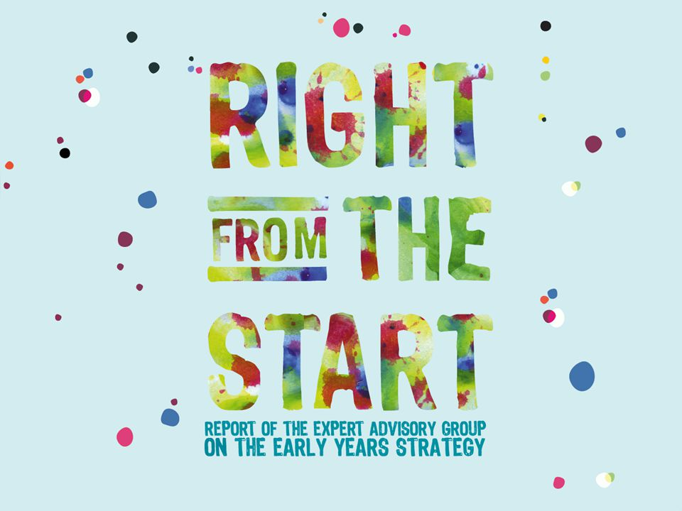 Timeline Consultation – Improving the Lives of Children and Young People – June-July 2012 Expert Advisory Group – formed June 2012 Monthly meetings – Sep.