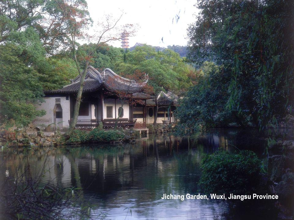 Jichang Garden, Wuxi, Jiangsu Province