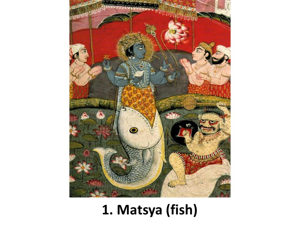 1. Matsya (fish)