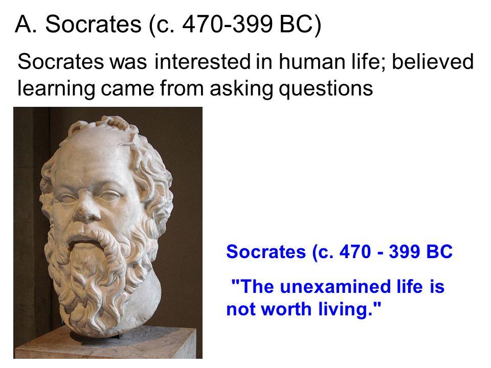 A. Socrates (c.