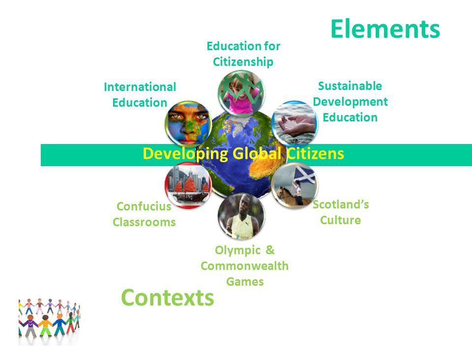 Schools Global Footprint www.educationscotland.gov.org.uk/schoolsglobalfootprint Newly updated!