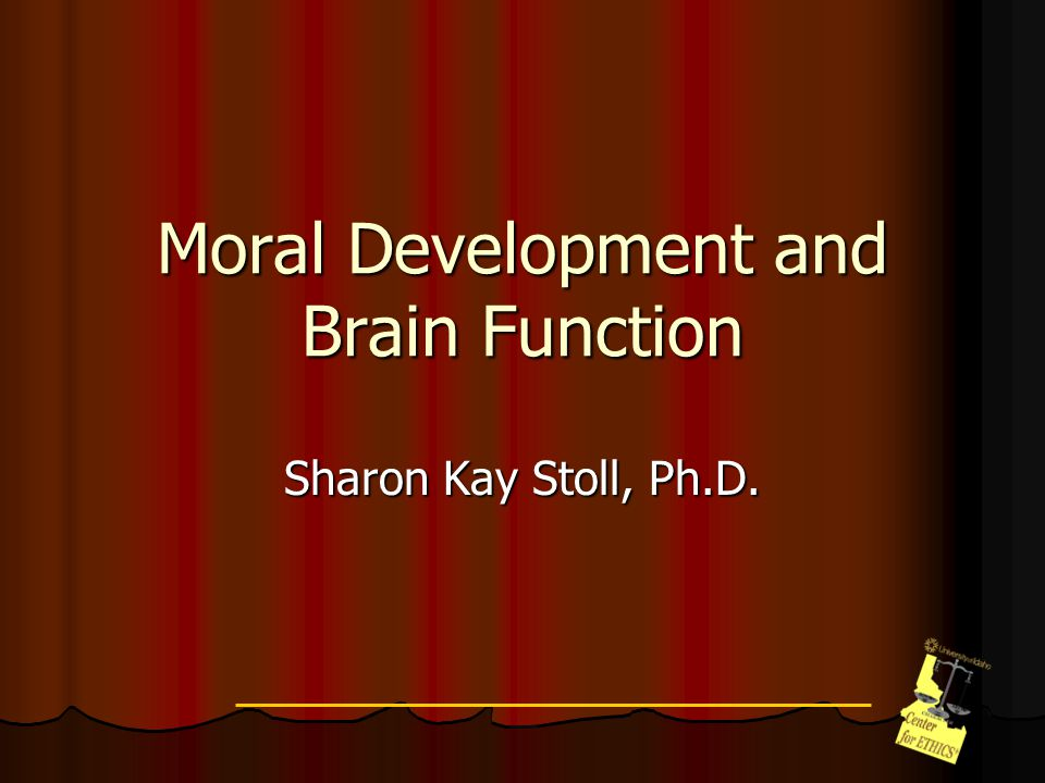 Hard Wired 1.The period of time from 16 - 22 is the largest period of growth of the moral brain.