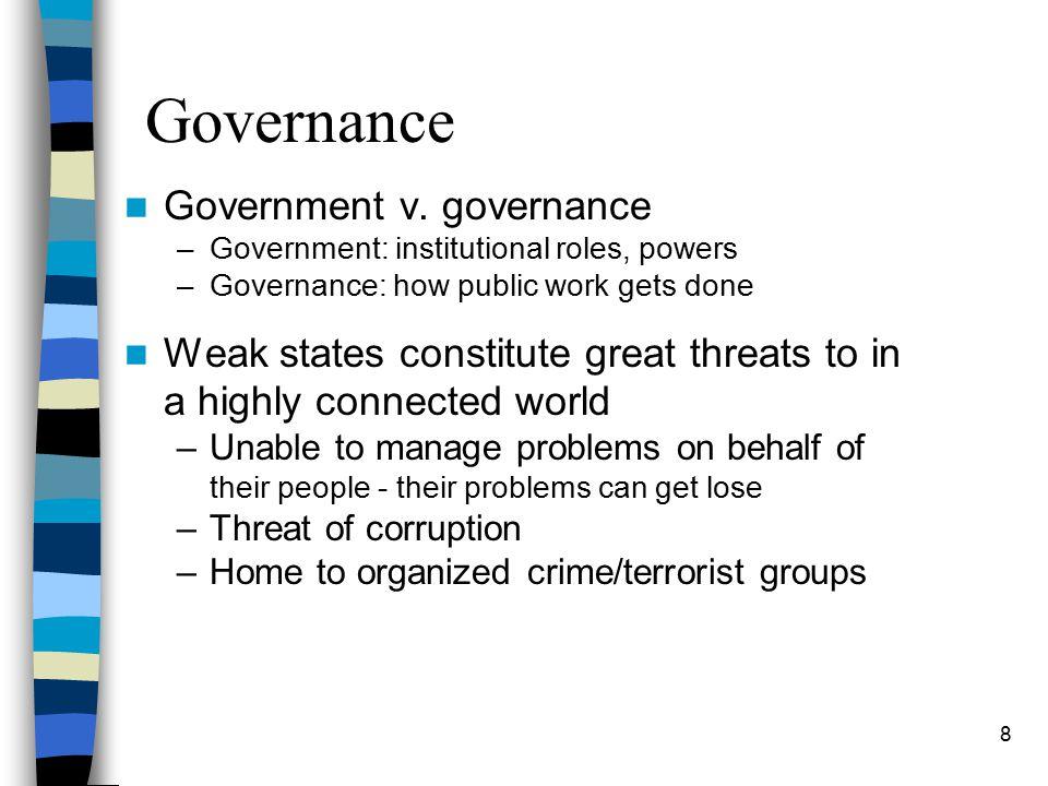 8 Governance Government v.