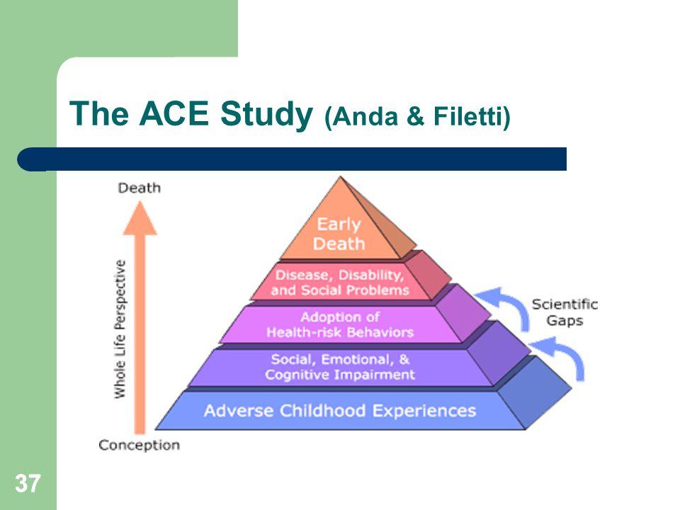 37 The ACE Study (Anda & Filetti)