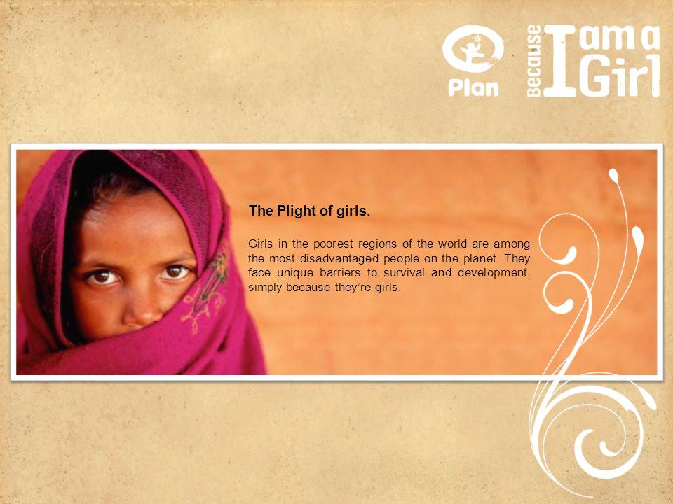 The Plight of girls.