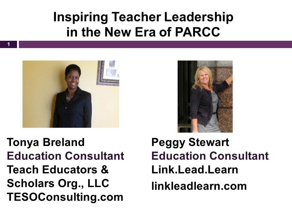 Teacher Leader Model Standards  What roles can/do teacher leaders play.