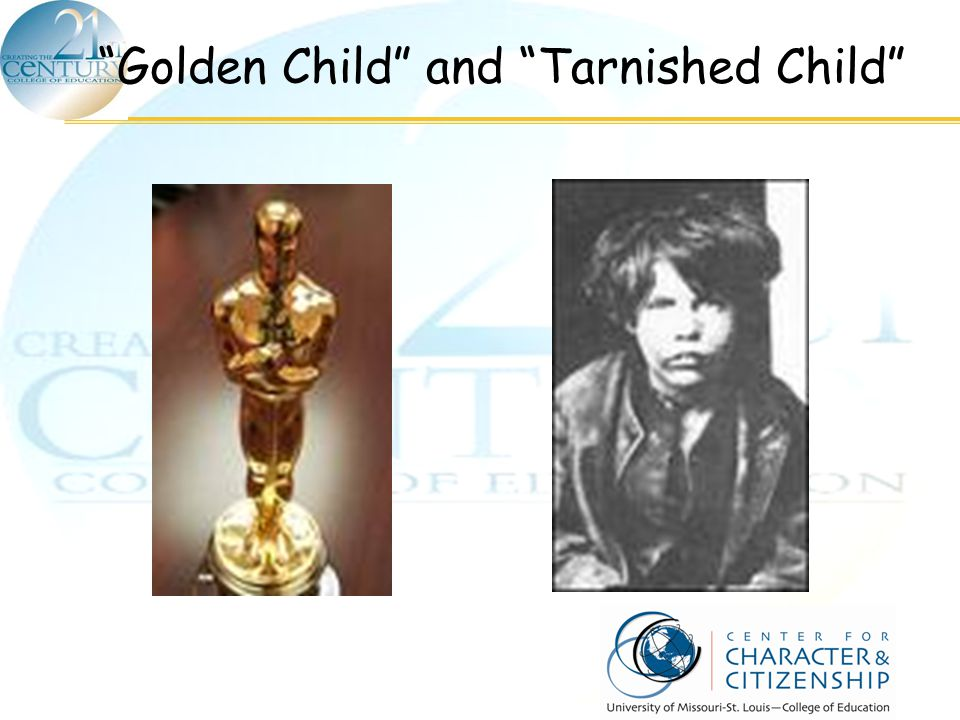 """Golden Child"" and ""Tarnished Child"""