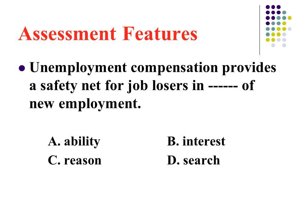 GEPT Basic & Intermediate II. Assessment Features a) 單字 b) 片語 c) 結構