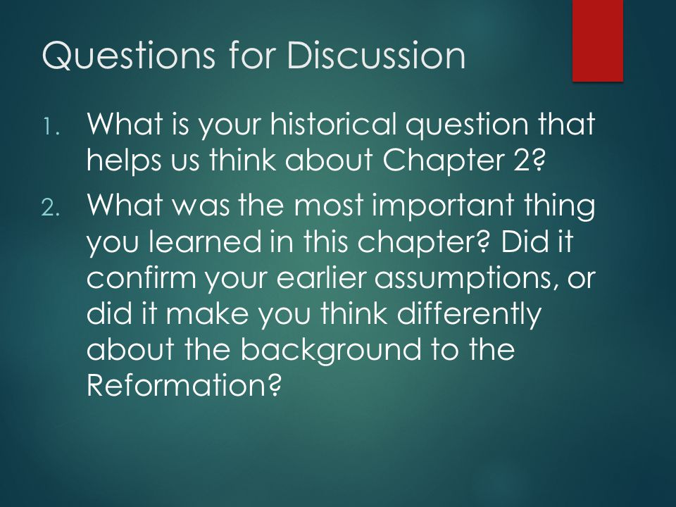 Historical Questions 1.In what ways did the Reconquista affect Catholic belief in Spain.