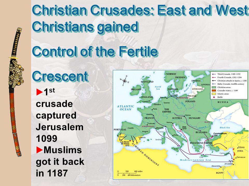  Pope Urban II: Preaching a Crusade against the Muslims  Pope Urban II: Preaching a Crusade against the Muslims Christians were to retake Jerusalem