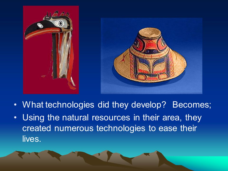 What technologies did they develop.