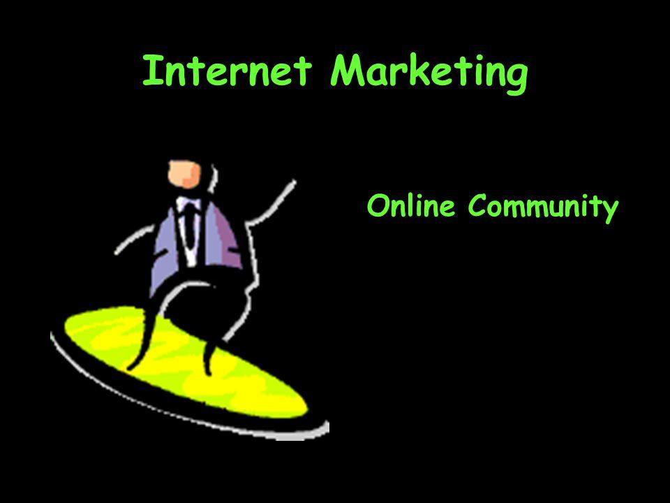 Internet Marketing Online Community