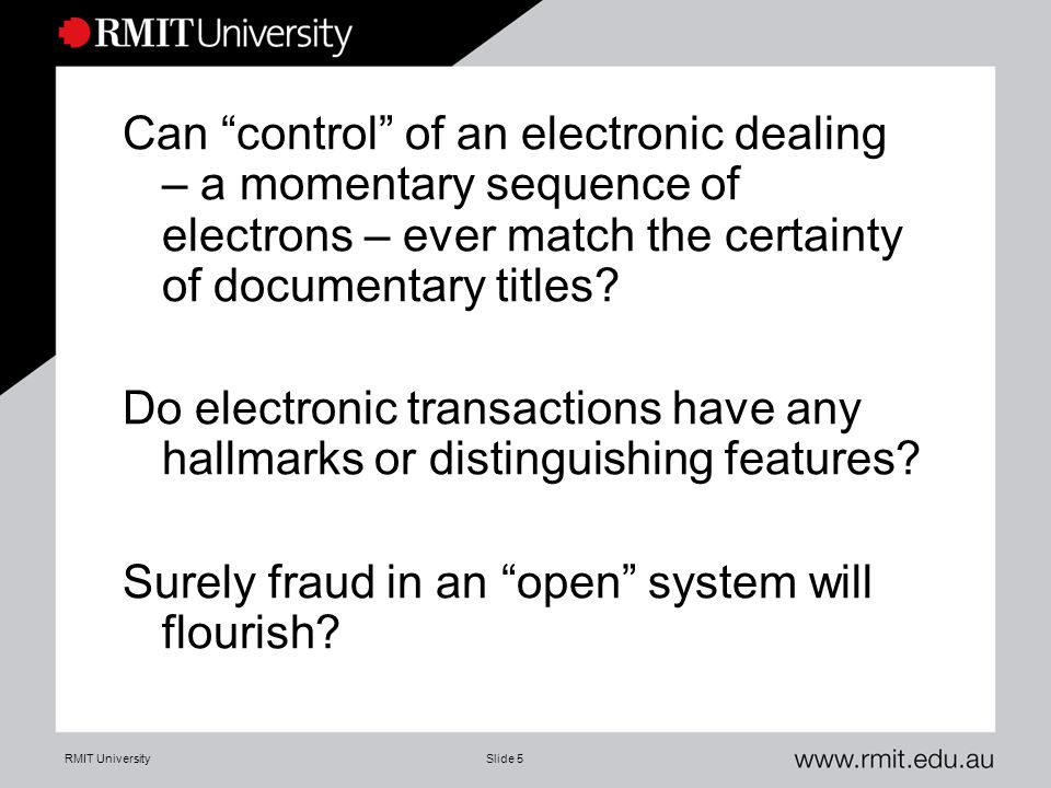 RMIT UniversitySlide 16 Weber believed that trusting was increasingly required by modern commodity exchange.