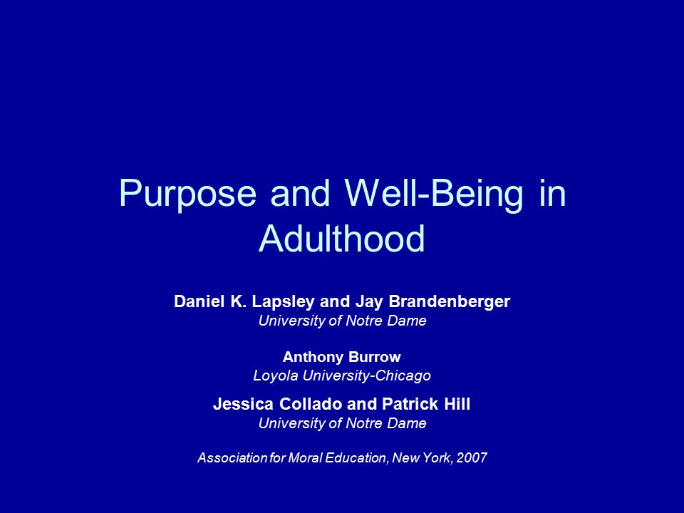 How are YP-Identified and YP-Searching related to well-being ?