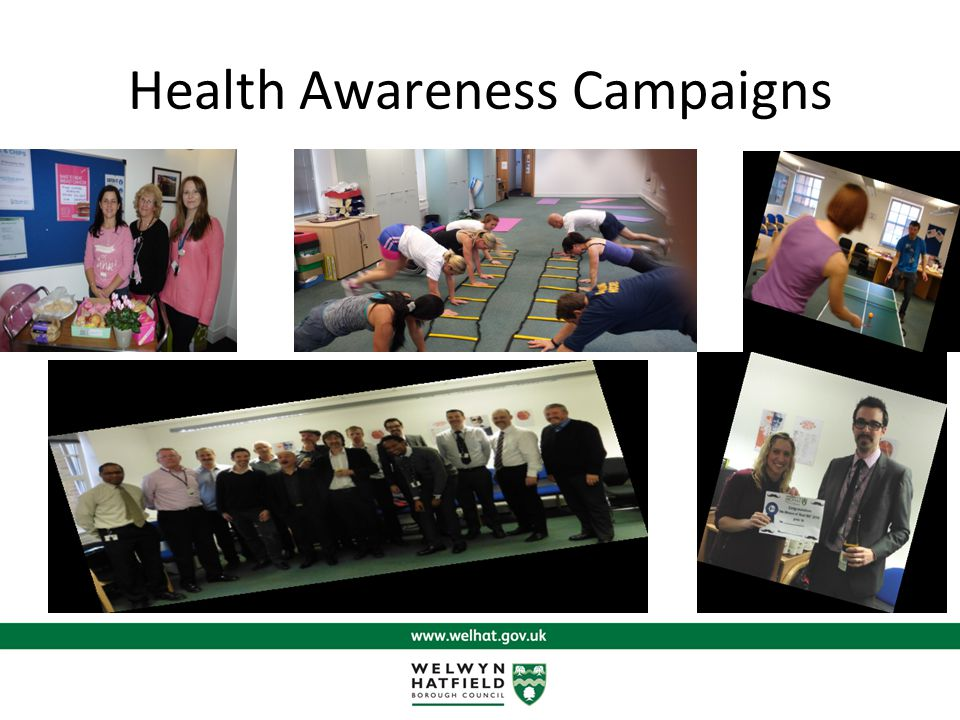Health Awareness Campaigns