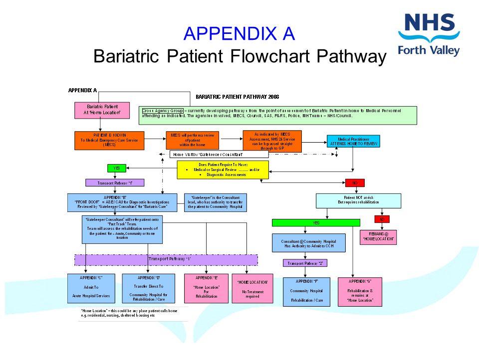 APPENDIX A Bariatric Patient Flowchart Pathway