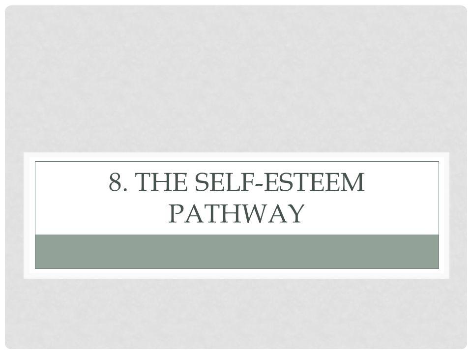 8. THE SELF-ESTEEM PATHWAY
