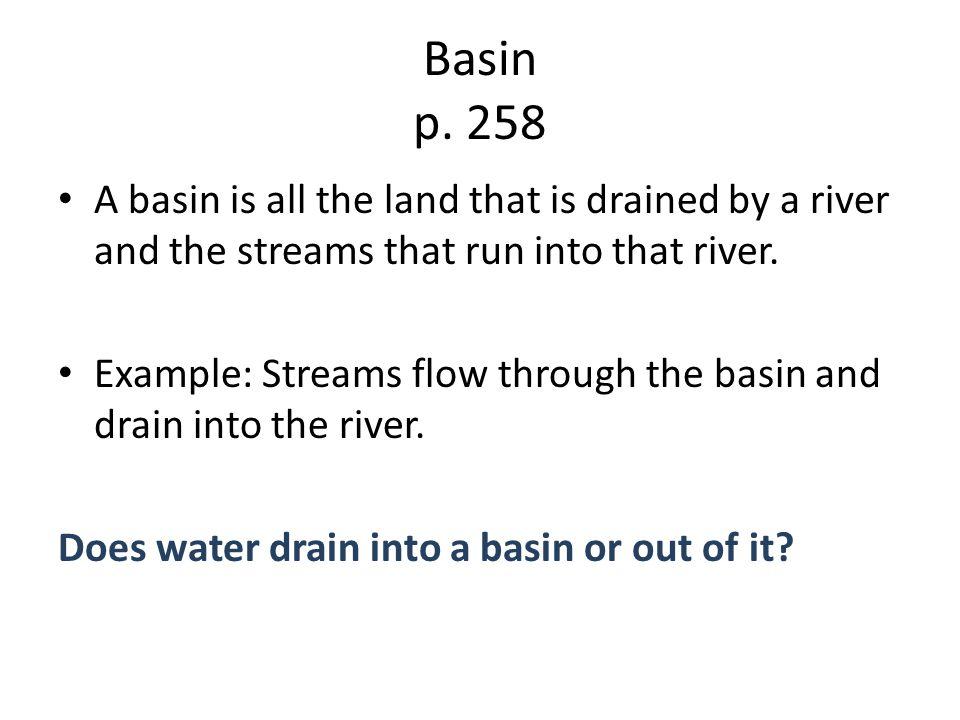Basin p.