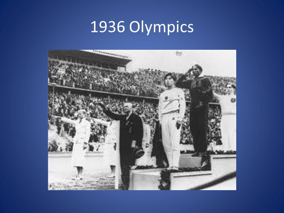 1936 Olympics