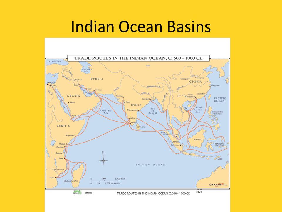 Indian Ocean Basins