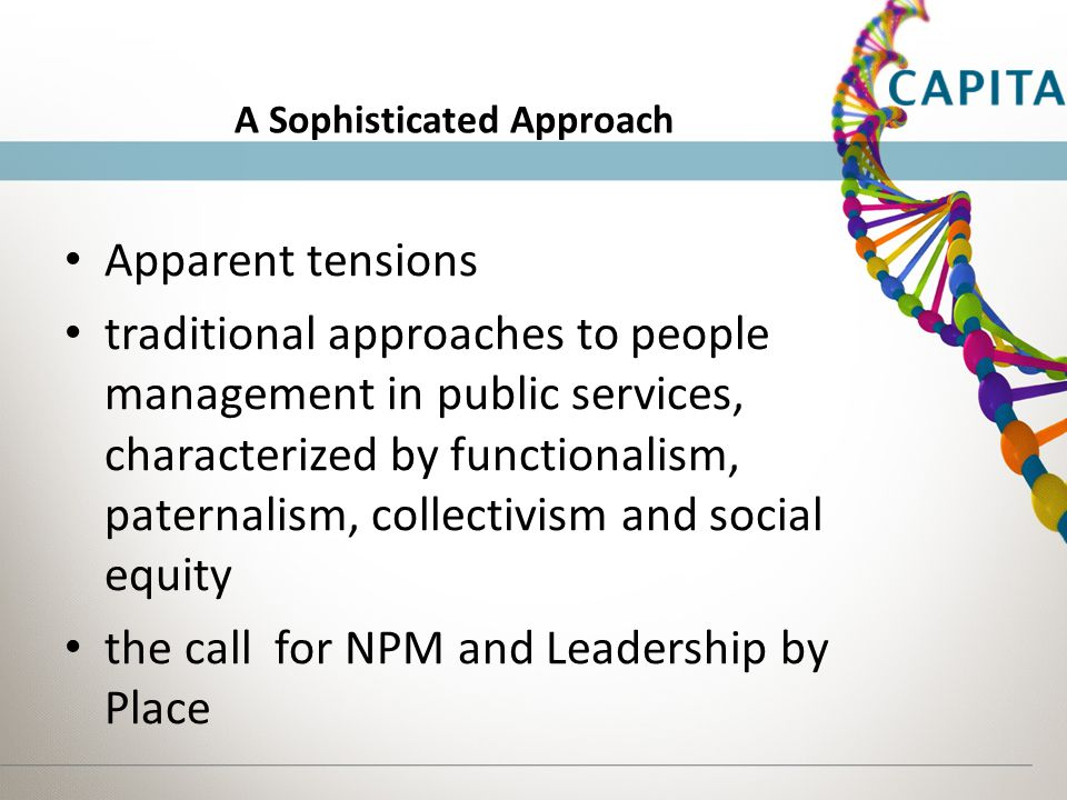 A Different Kind of Leader A shift from static competences to a focus on development of meta competences adaptability self-awareness boundary spanning collaboration network thinking develops staff to think strategically manage change effectively comfortable with ambiguity