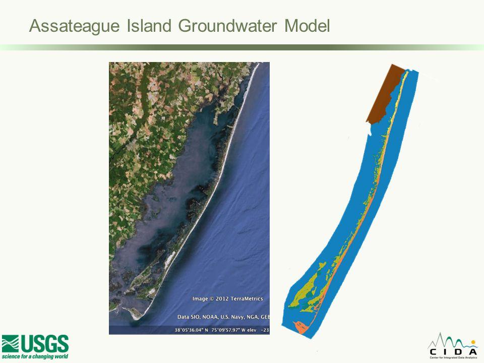 Groundwater Model Calibration KR
