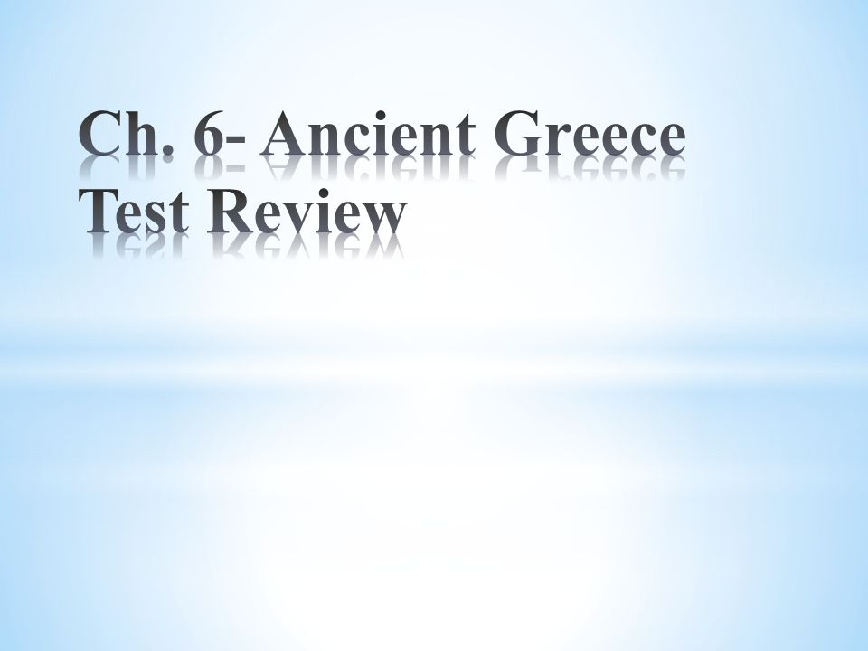 11.Under the leadership of Alexander the Great, Greece A.