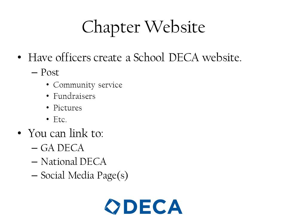 Community Service Students in your classes can research & create promotional material for your community service opportunities.